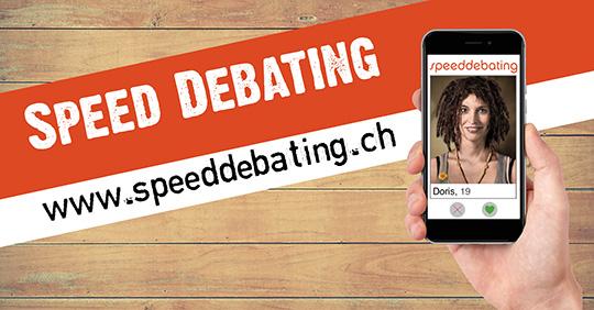 Speed dating organisieren